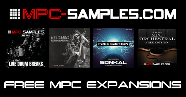 Akai MPC Forums - Free MPC Expansions : MPC2000xl, MPC2000