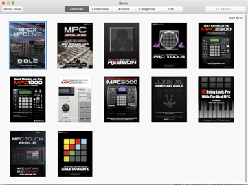 MPC Samples > Transferring MPC Ebooks to your Mobile Device