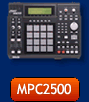 Akai MPC2500 Samples, Sounds & Tutorials