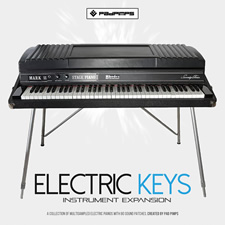 Multisampled Electric Pianos For The MPC X & MPC Live