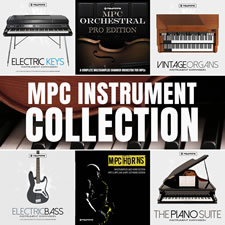MPC Instruments - Multisampled Instruments & Drums Kits