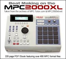 mpc 2000 tutorial