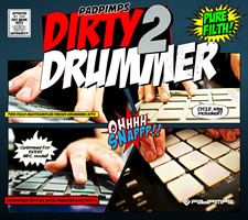 Fat Multisampled Finger Drumming Kits For All MPCs, Maschine