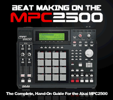 MPC 2500 Tutorial - Beat Making On The MPC2500 - samples, tutorials