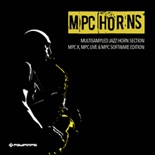 A Multisampled Jazz Horn Section For MPC X, MPC Live & MPC