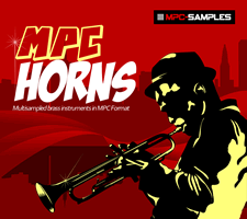 Multisampled Brass Instruments For Akai MPCs - MPC Horns