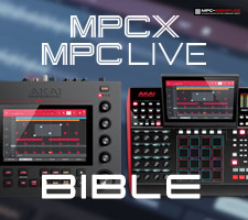 Akai MPC Forums - Out Now: The 'MPC X & MPC Live Bible' : MPC X