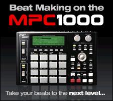 Midiverse tv: akai mpc 1000 tutorial #2 sequencing external.