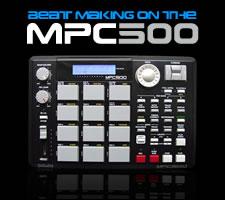 MPC 500 Tutorials & Samples - Download MPC 500 Drum Kits