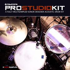 Multisampled Acoustic Drum Kit For MPC X, MPC Live & Legacy MPCs