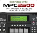 Beat Making on the MPC2500