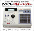 Beat Making on the MPC2000XL